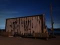 海野漁港にて