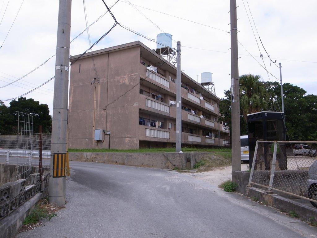 八重瀬町公営住宅
