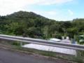 御茶多理道からの眺め