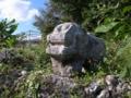 當山区石獅子8