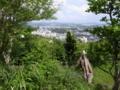 高津嘉山からの眺望@南風原町字津嘉山