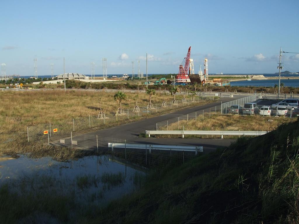マリンタウン東浜