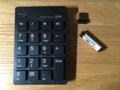 SANWA SUPPLY ワイヤレス USB テンキー NT-WL20