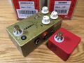 JHS Pedals - Morning Glory V4, Red Remote