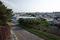 殿のある広場からの眺め@那覇市小禄