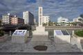東宮殿下御上陸記念碑@与那原町字与那原