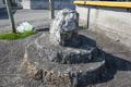 2021_0206 144508 糸満市字大里:石獅子&龕