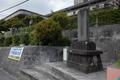 2021-03-14 132202 中城村字新垣:新垣区民館、県道開削記念碑