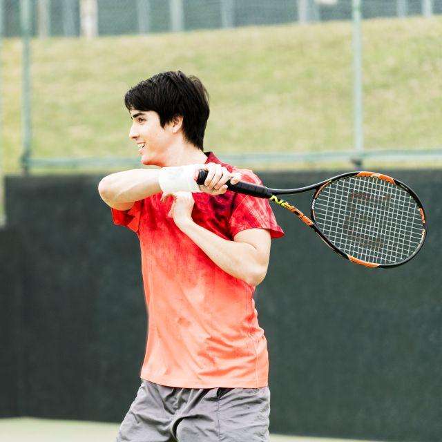 スマートテニスセンサー徹底活用ガイド!はじめます。