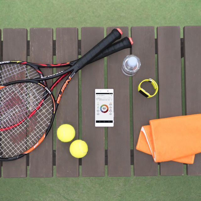 スマートテニスセンサーを手に入れたらまずチェック!