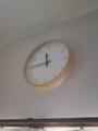 Lemnosの時計