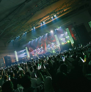 15周年ライブ
