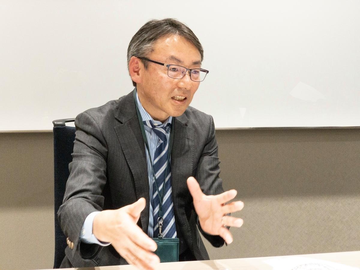 三菱地所レジデンス第二販売部SR副部長の前田昇さん