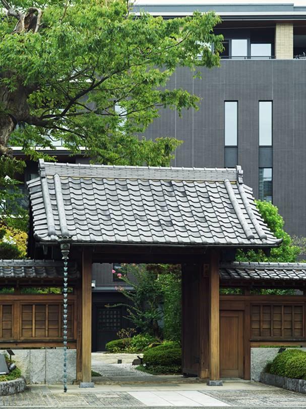 GATE SQUARE 小杉陣屋町の「陣屋門」