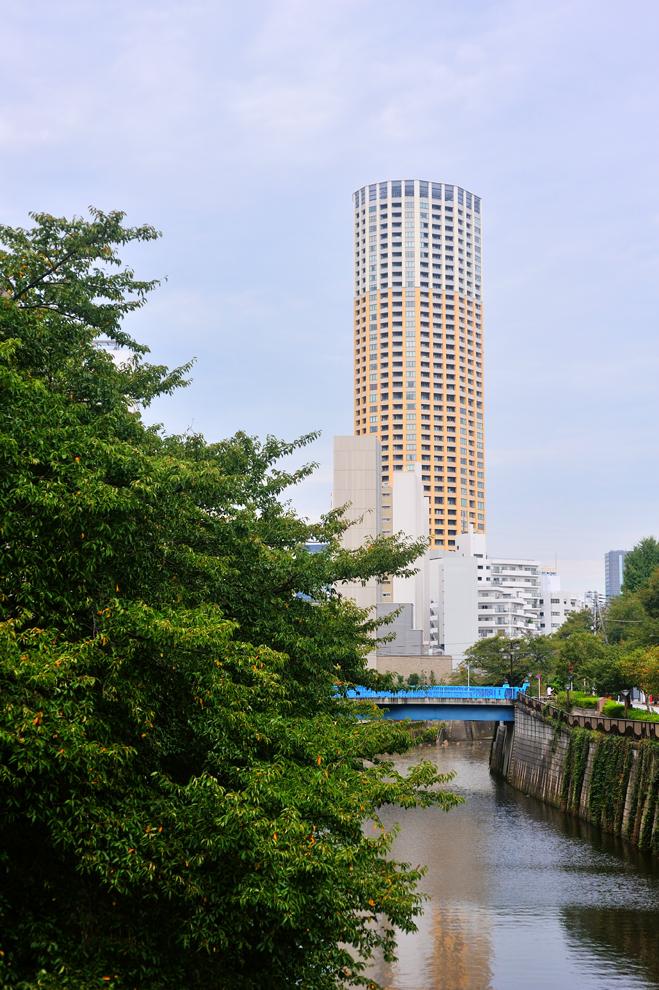 中目黒アトラスタワーの外観