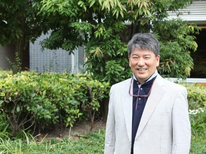 ザ・センター東京高木管理組合理事長の写真