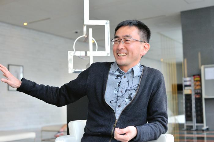 管理組合や地域活動に積極的な松本さんの画像