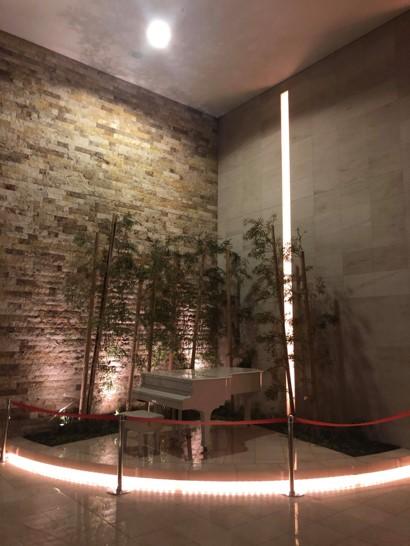 修繕後のガレリアグランデ1階ラウンジの写真