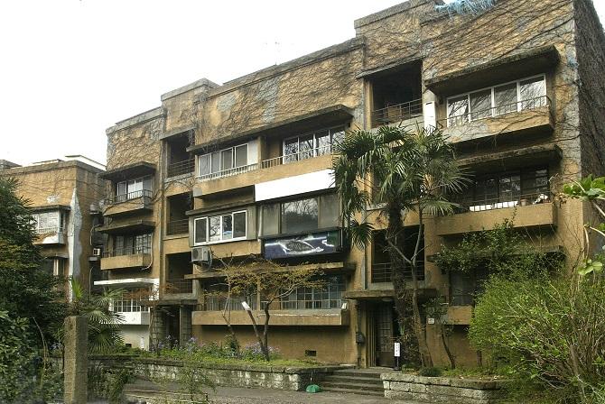 青山アパートメントの写真