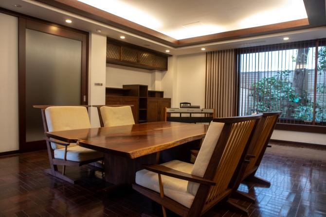 アトラス江戸川アパートメントの「応接室」の写真