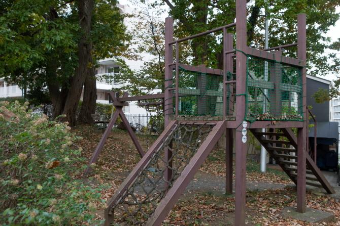 ヒルサイド久末の提供公園