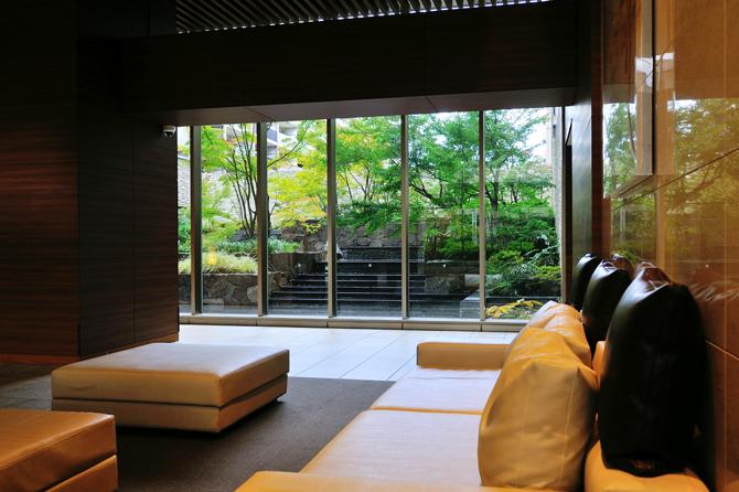 ザ・パークハウス横浜新子安ガーデンのカスケードテラス