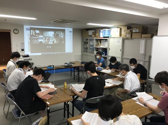 ザ・パークハウス横浜新子安ガーデンのハイブリッド型理事会