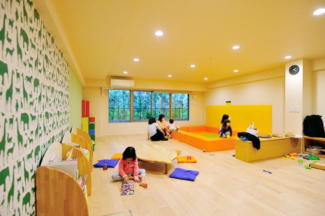 ザ・パークハウス横浜新子安ガーデンのキッズルーム