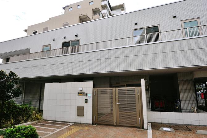 ザ・パークハウス横浜新子安ガーデンに隣接する認可保育園