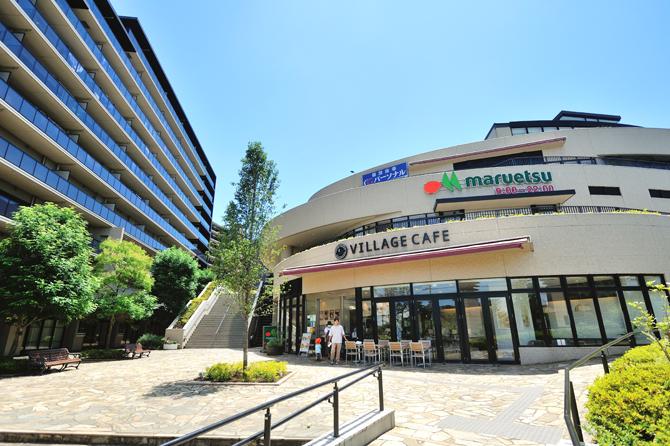 ブリリアシティ横浜磯子敷地内の施設