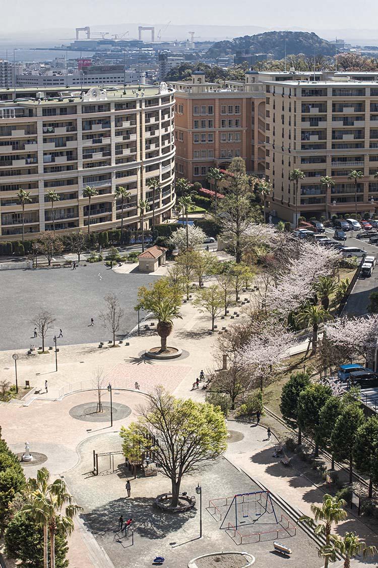 レイディアントシティ横濱 ル・グランブルーの眺望