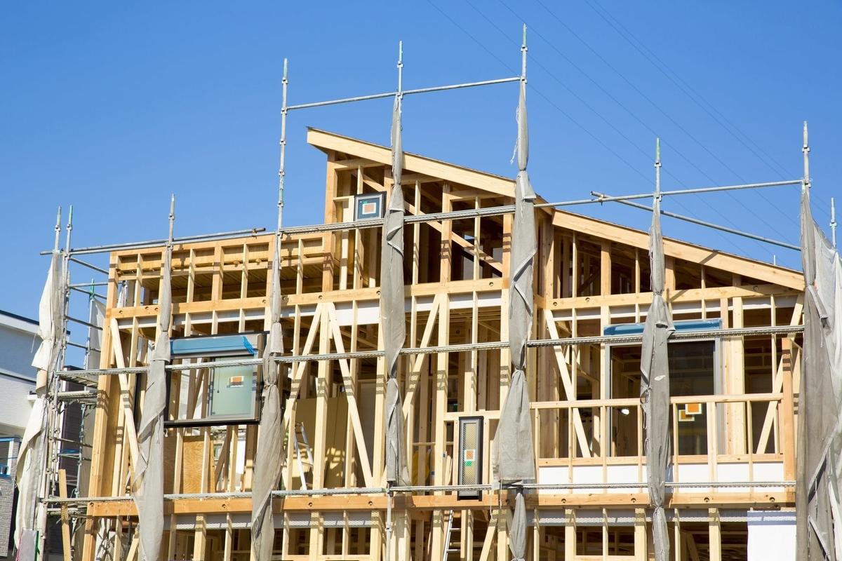 本体工事費は基礎工事から構造まで、家本体に関するすべての工事費の合計(画像/PIXTA)