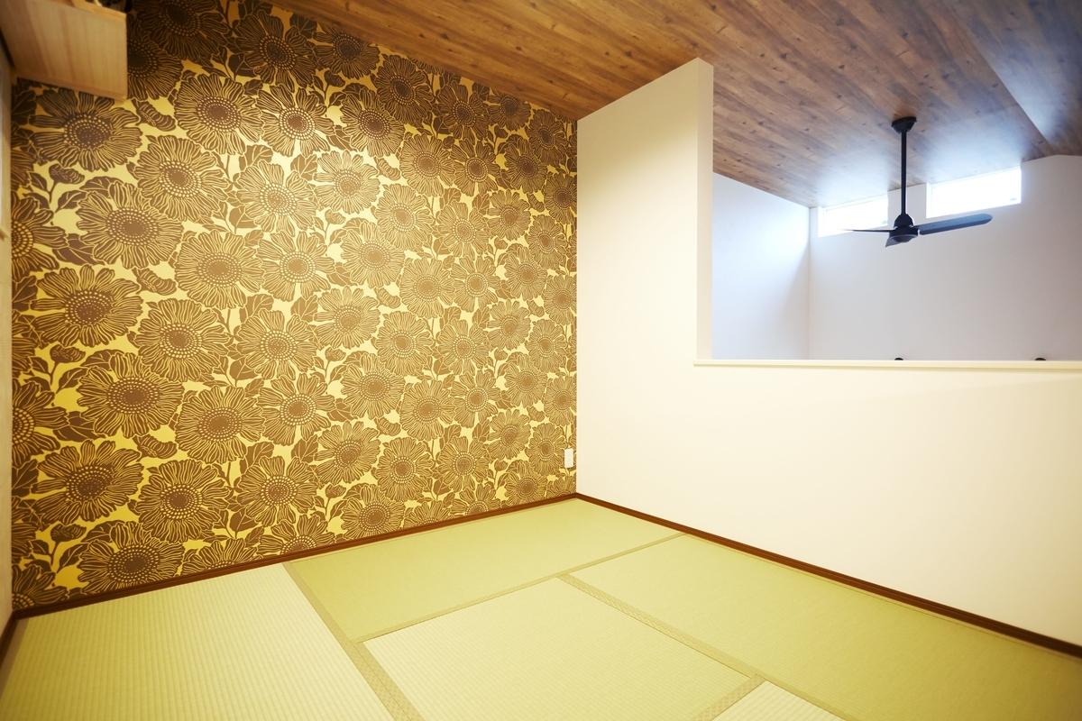 スキップフロア;寝室;キッズスペース