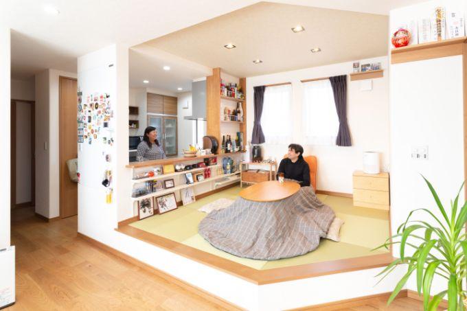 栃木県の注文住宅実例