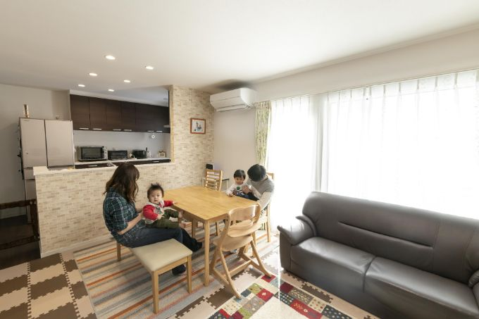 北海道の注文住宅実例