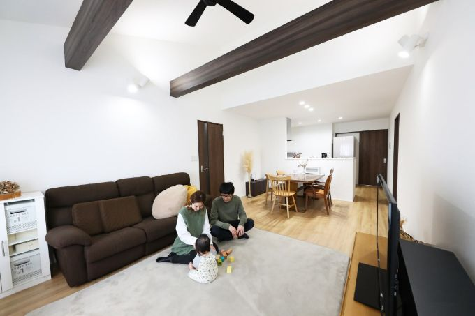 岐阜県の注文住宅実例