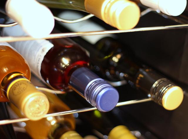 ワインセラーの写真