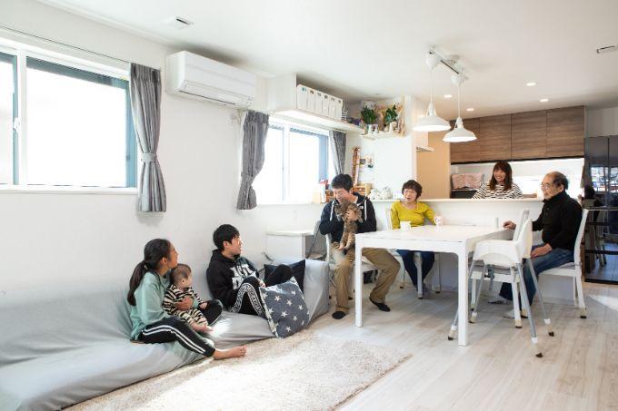 東京都の注文住宅実例