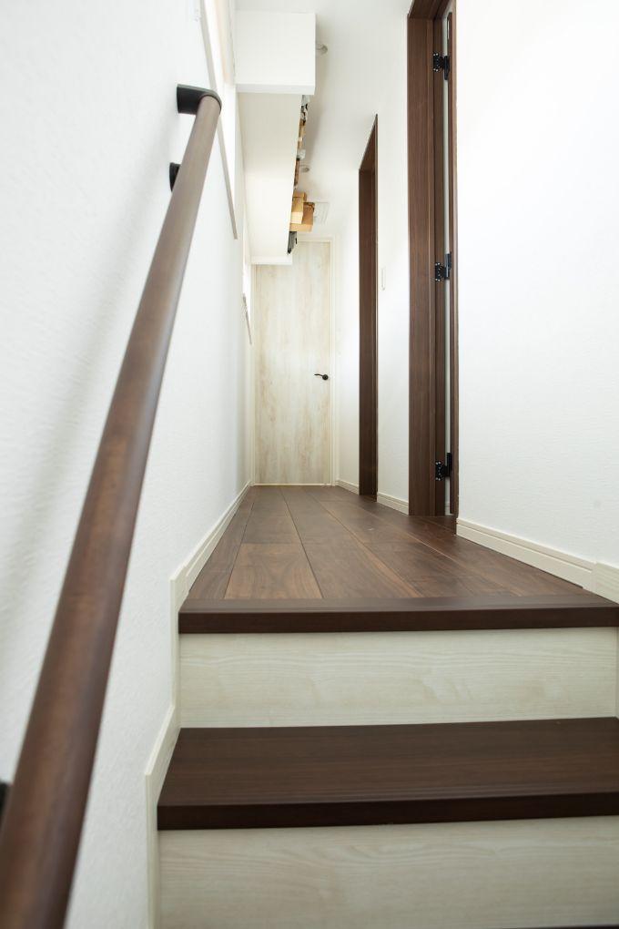 3階の廊下/注文住宅実例