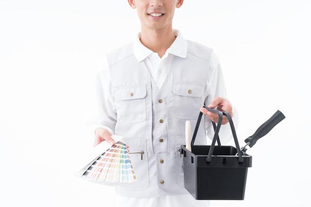 塗装職人のイメージ
