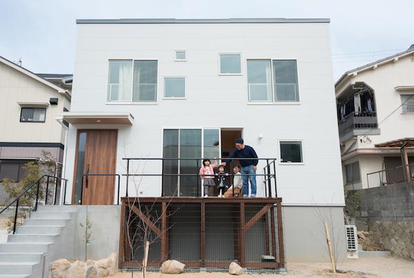 兵庫県の注文住宅実例