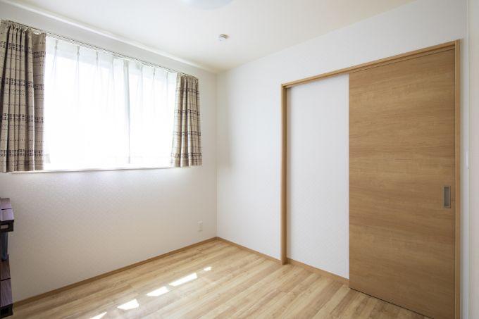 引き戸を採用した部屋/注文住宅実例