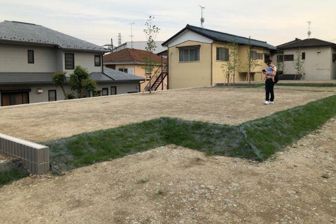 家を建てる前の土地/注文住宅実例