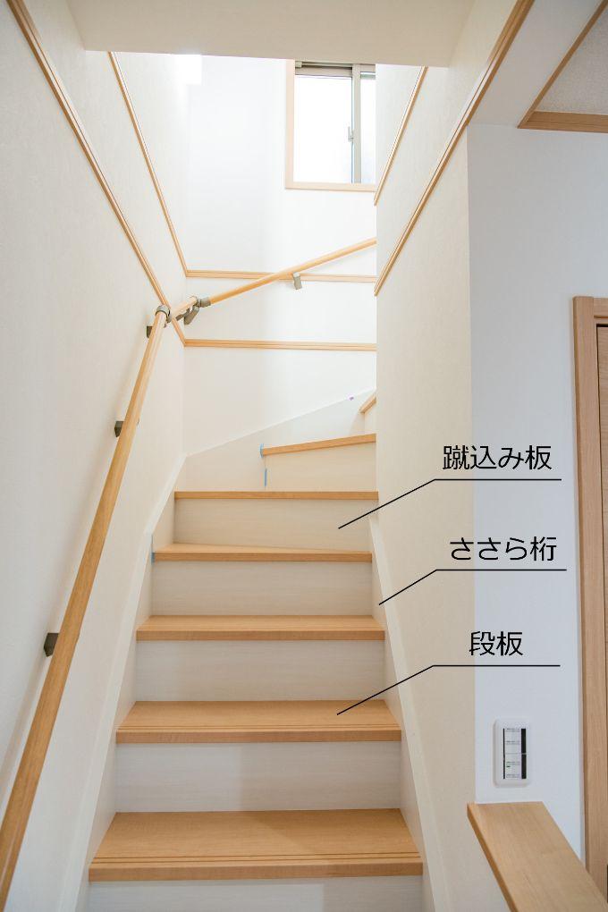 通常の階段