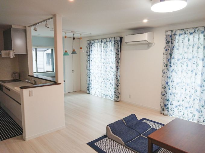 神奈川県の注文住宅実例