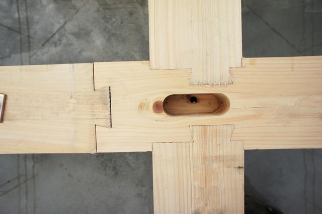 木造軸組工法の仕口