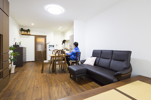 京都府の注文住宅実例