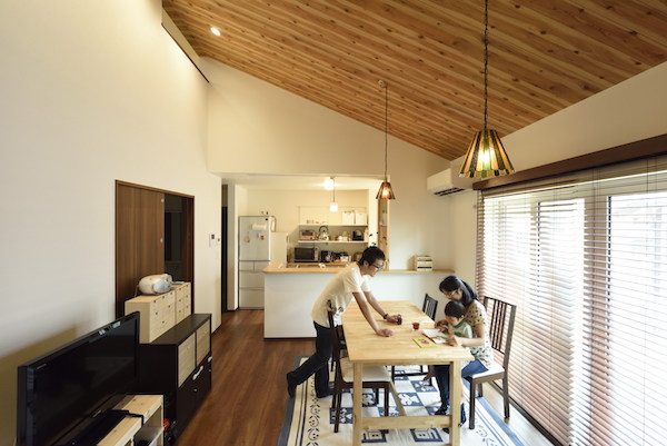 千葉県の注文住宅実例