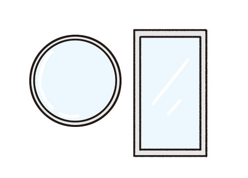 FIX窓(はめ殺し窓)