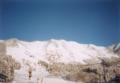 [スキー][風景]ハチ北